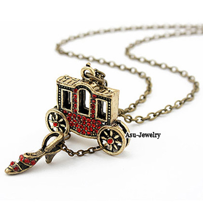 Electric Red Bubble Car Alloy Chains