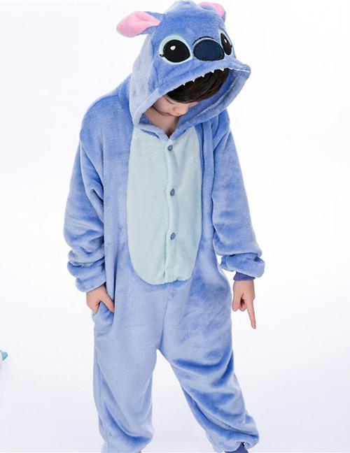 código promocional 8f06f 3fe6f Pijama Para Niño En Forma De Stitch Con Buena Calidad ,Con un precio de  sólo US$6.72