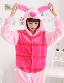 Pijama De Moda En Forma De Cerdo