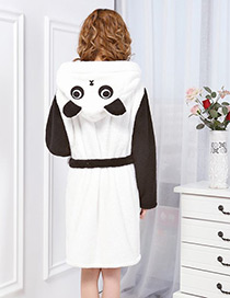 Pijama De Panda De Moda