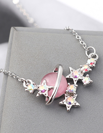Crystal Opal A Money Chain - Starlight Color