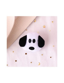 Fashion Small Dog Puppy Dog ??plush Embroidery Brooch