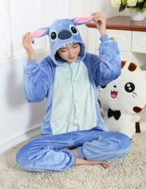 Pijama De Moda En Forma De Stitch Con Buena Calidad