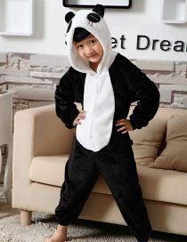 Pijama Para Niño En Forma De Panda Con Buena Calidad